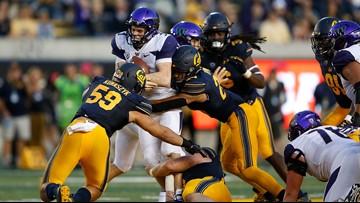 Cal uses defense to stun No. 15 Huskies, 12-10