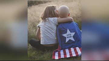 Seattle Children's launches trial aimed at solid cancer tumors