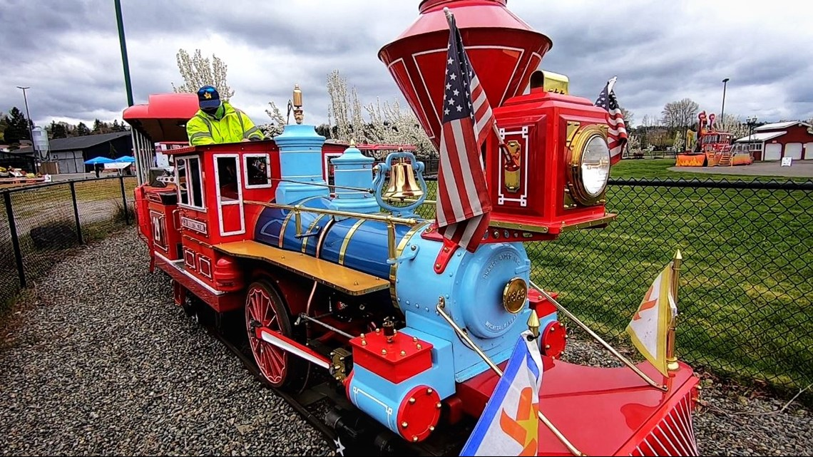 The 2021 Spring Fair pulls into Puyallup with a few changes