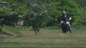 Electric motorcycles put Shoreline police in 'stealth mode'