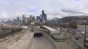 Seattle tunnel opening celebration set for February 2-3