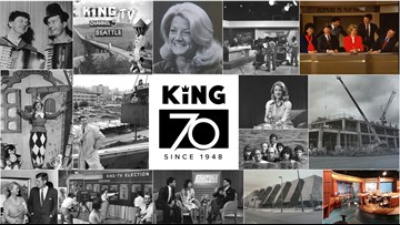 KING 5 celebrates 70th anniversary