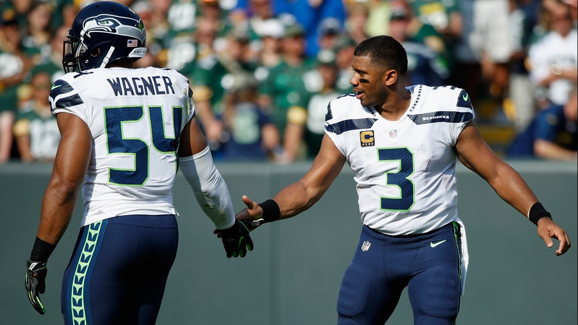 Bobby Wagner Seattle Seahawks NFC Pro Bowl Game Jersey