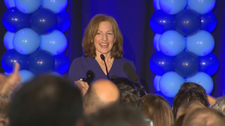 Schrier is first Democrat to win 8th District as Rossi concedes race