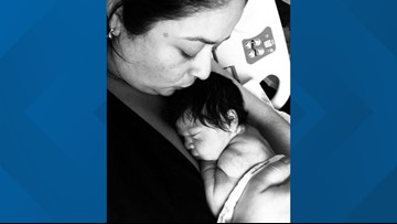 Seattle City Council President Lorena González gives birth to first child