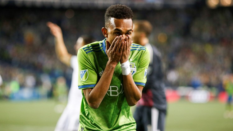 Timbers oust rival Sounders 4-2 on PKs in West semifinals