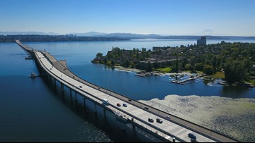 EB 520 bridge closed this weekend for construction prep