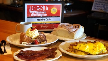 For 30 years, breakfast is still best at the Maltby Cafe