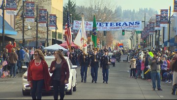 Auburn celebrates, reflects for Veterans Day