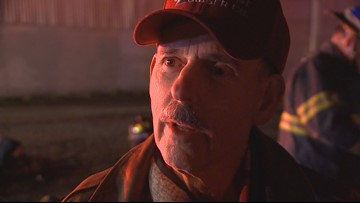 Seattle business owner vows to start over after lumber company fire