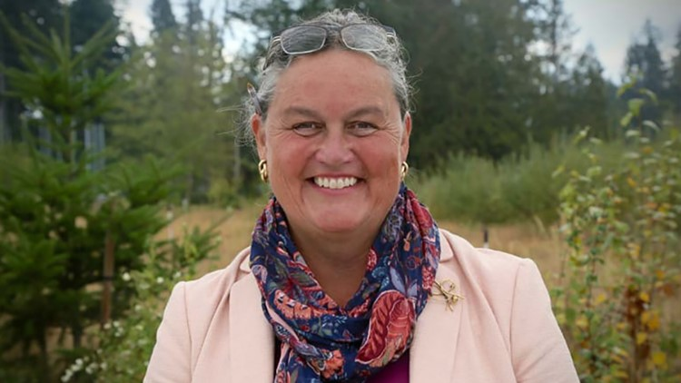Northshore's Michelle Reid awarded National Superintendent of the Year