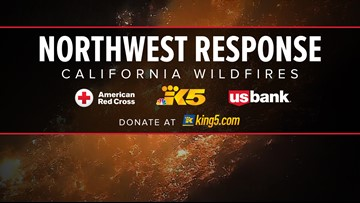 Northwest Response: California Wildfires