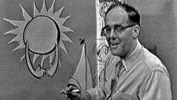 From cartooning to science: History of weather forecasting at KING 5