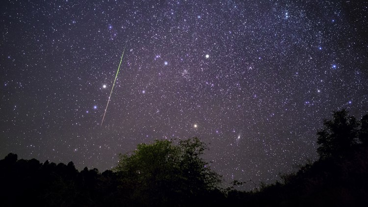 Look up! Leonid meteor shower coming to a sky near you this weekend
