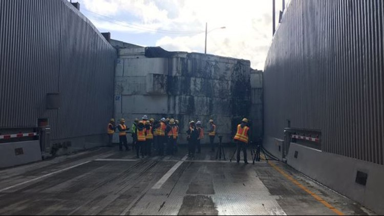 Part of Seattle tunnel to be unearthed in coming weeks