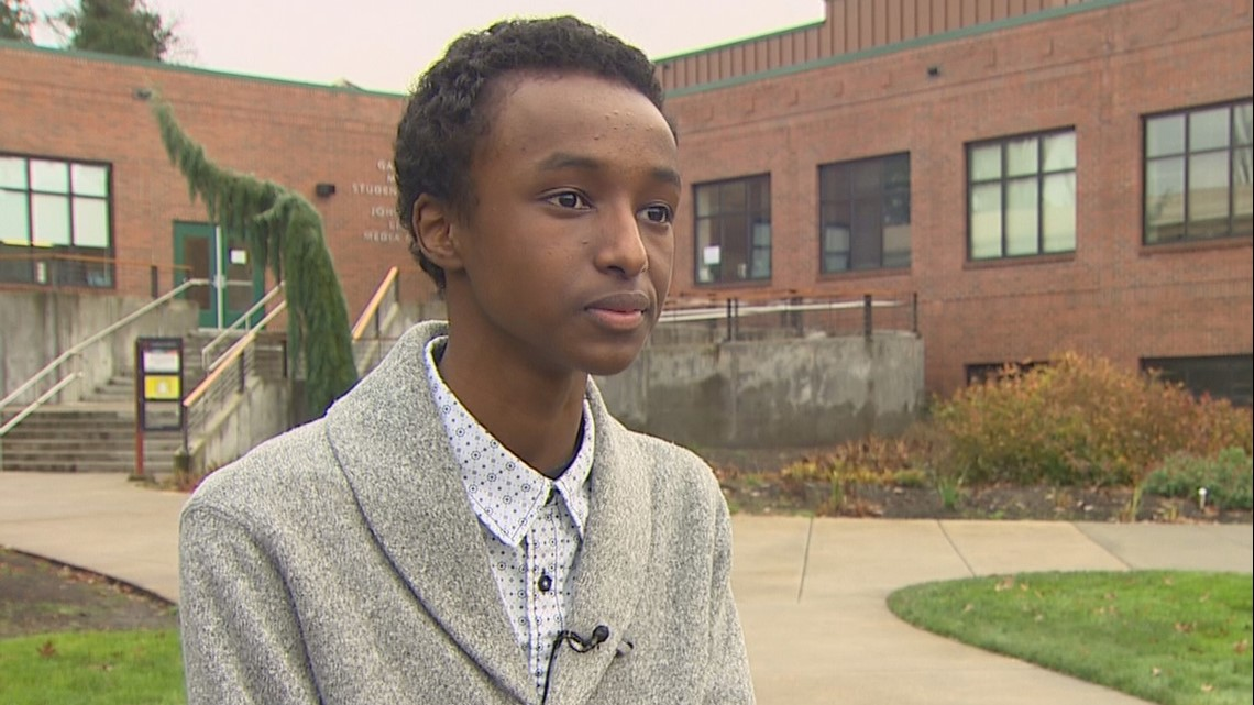 Everett student develops teen anxiety mobile app