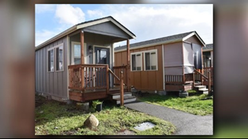 No firm timeline for opening of Kitsap tiny cabins for homeless