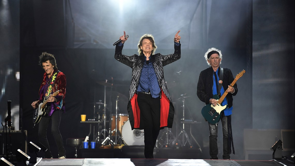 The Rolling Stones coming to Seattle in 2019
