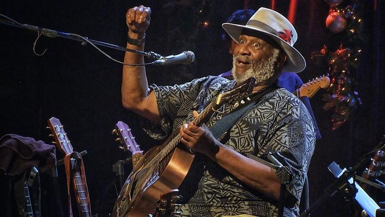 Blues legend Taj Mahal makes Seattle his Thanksgiving tradition