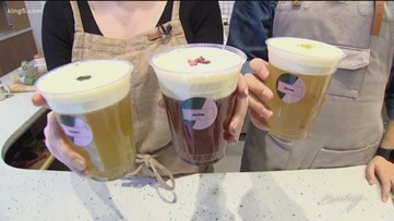 CHEESE and TEA live in perfect harmony on Capitol Hill - KING 5 Evening