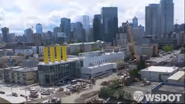 Timelapse shows 6 years of Seattle construction in 40 seconds