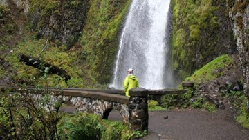Columbia Gorge trails damaged by 2017 wildfire reopened