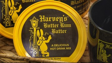 Harvey's Butter Rum Batter is a holiday tradition born in Bremerton