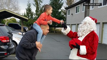 Puyallup Tribe donation keeps holiday tradition alive