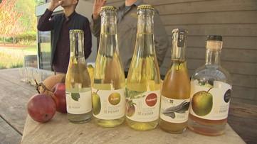 Pears win awards on Vashon Island