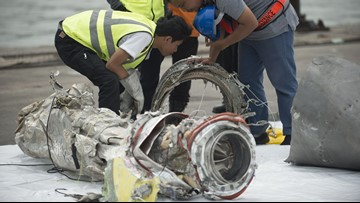 Indonesia plane crash report faults airline's safety measures