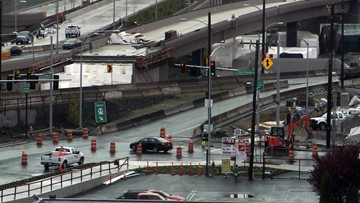 NB SR 99 ramp from Royal Brougham Way in Seattle to close January 4