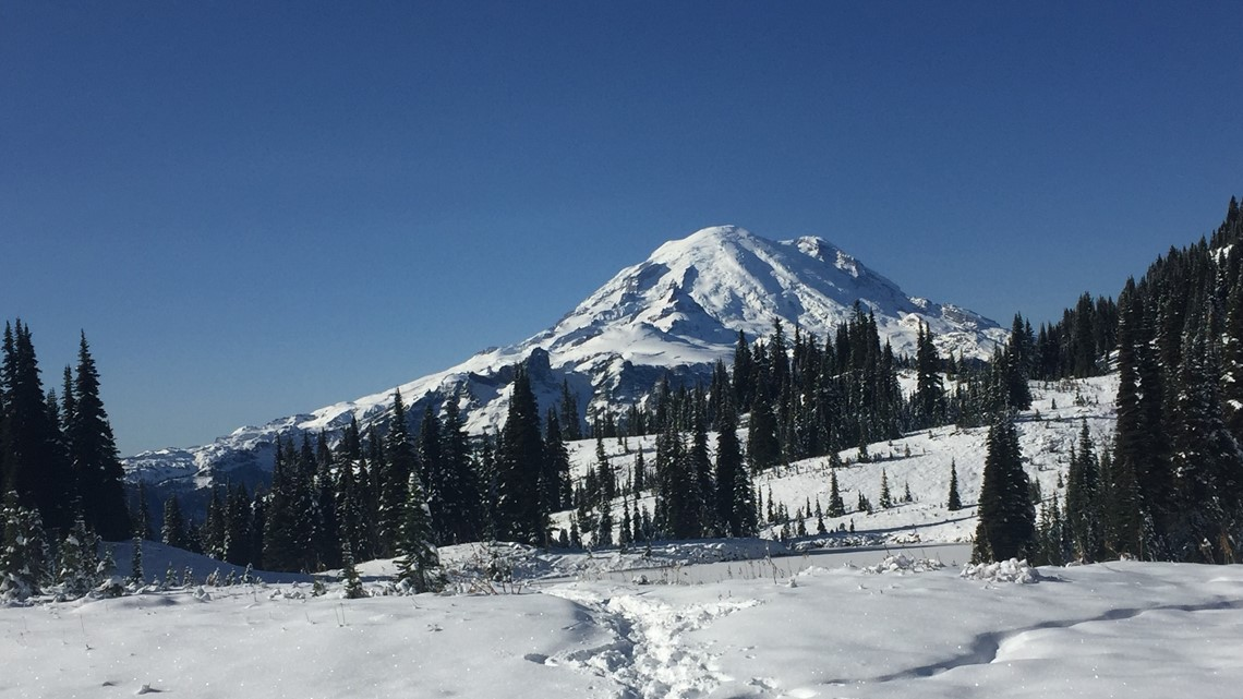 Ben There, Done That: Naches Peak Loop