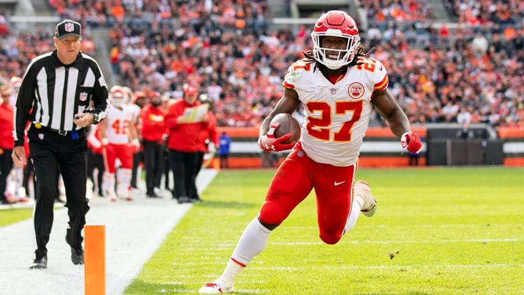 Chiefs cut Hunt after running back lands on NFL exempt list  eda76ef4a