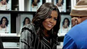 Union wants Michelle Obama to ensure book event workers are treated fairly