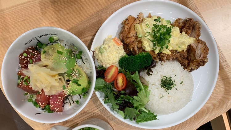 nana's meal