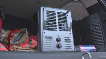 VERIFY: What's the safest way to use a space heater?