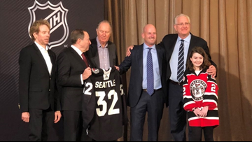 Seattle wins NHL franchise with pro hockey starting in 2021