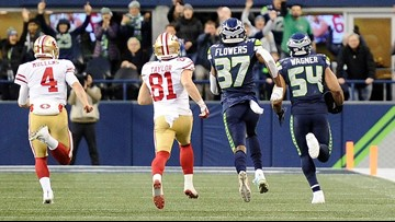 Wagner proving to be the voice of the surprising Seahawks