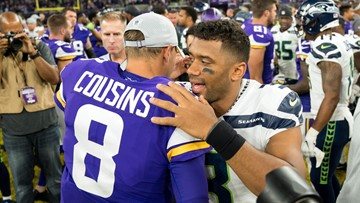 Playoff stakes high as Vikings travel to Seahawks