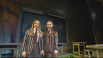 Learning acting techniques from the stars of Village Theatre's Matilda the Musical
