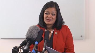 Rep. Pramila Jayapal calls for impeachment inquiry