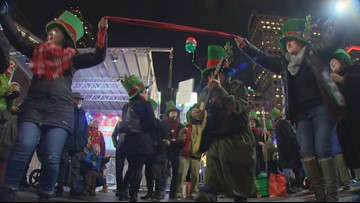 Figgy Pudding carolers bring cheer to downtown Seattle