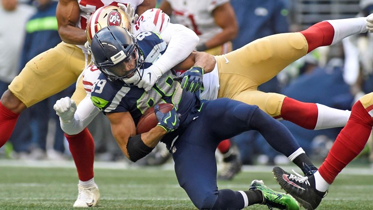 Doug Baldwin will be a game-time decision for critical game against the Vikings