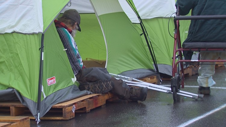 Judge puts hold on Olympia homeless camp sites
