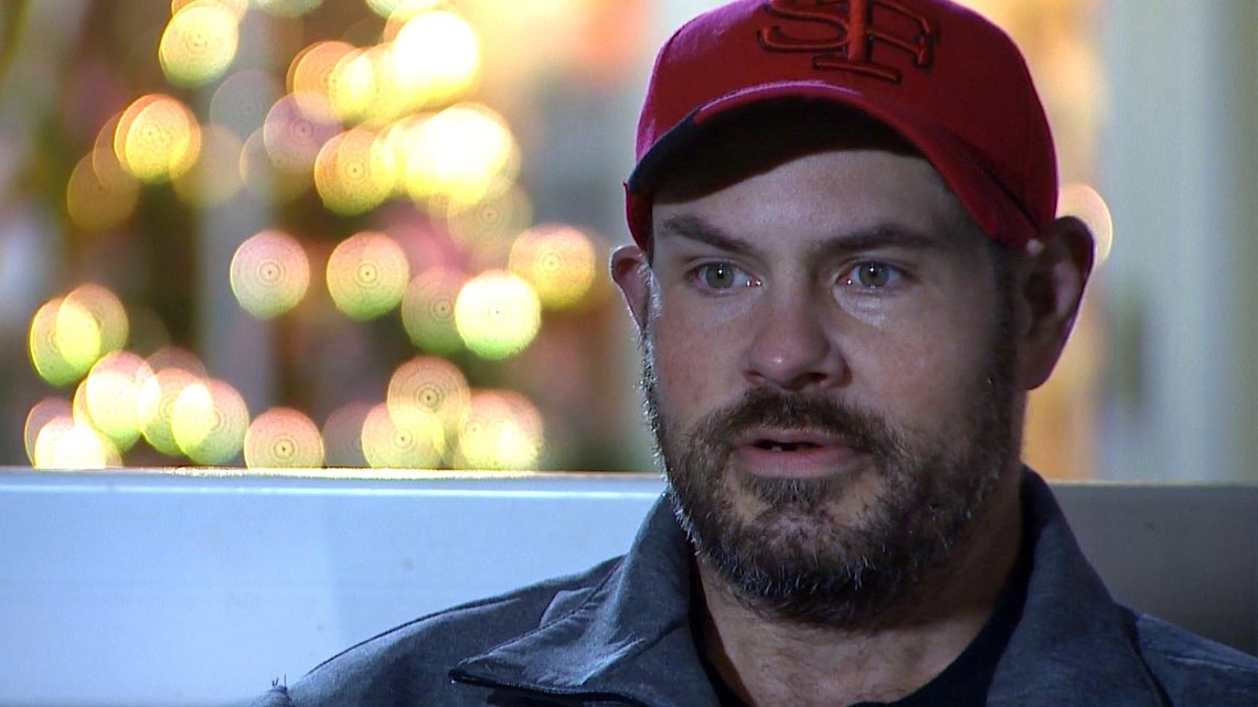 Homeless man returns $17K to Sumner Food Bank because it was the 'right thing to do'