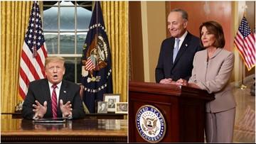 VERIFY: Fact Checking Trump and Pelosi's Speeches Tuesday