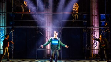 'The Lightning Thief: The Percy Jackson Musical' comes to the 5th Avenue Theater