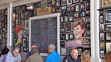 Dad's Diner in Anacortes features good food and a great tribute to fatherhood