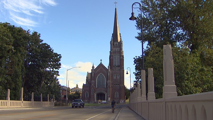 $500,000 donated to save Tacoma's Holy Rosary Catholic Church