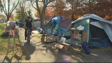 Tacoma racing to find 400 shelter beds ahead of tent ban